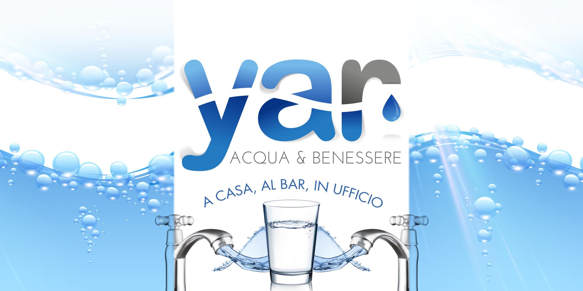 Yar depuratori d'acqua osmosi inversa